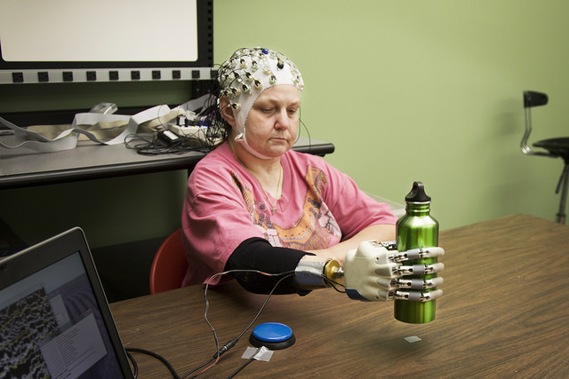 researchers build brain