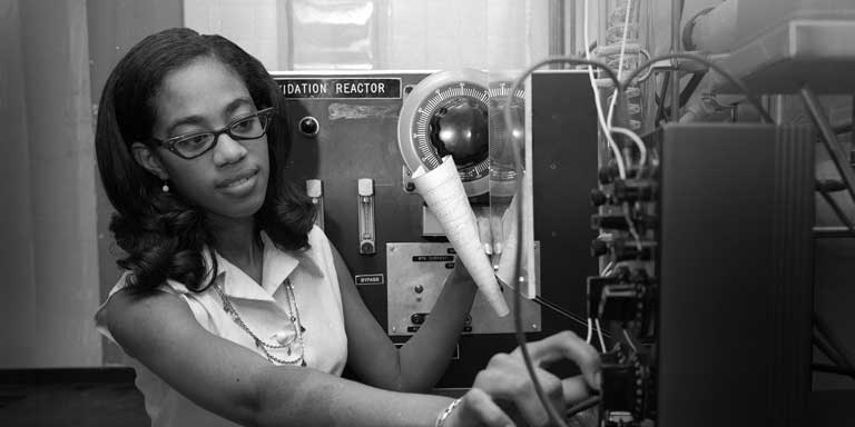 Breaking Barriers: The Story Of UH's First Black Woman Chemical Engineer