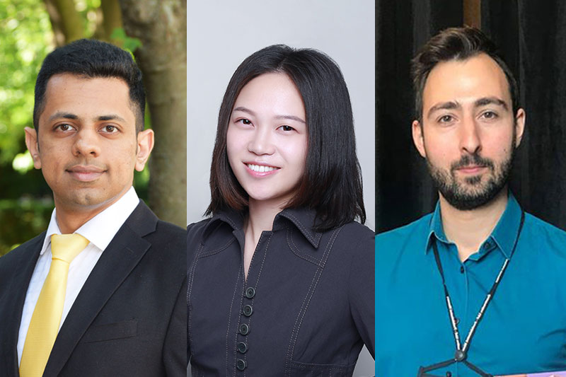 3 New Assistant Professors Join Cullen College for Fall 2020 Semester