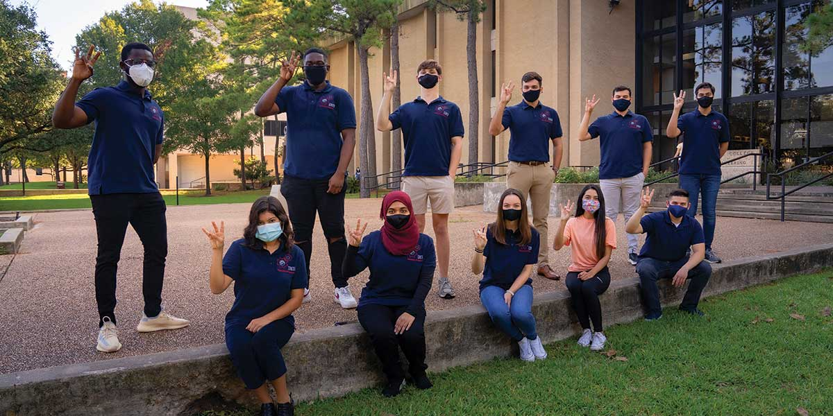 UH EWB Chapter Shifts Its Focus Home