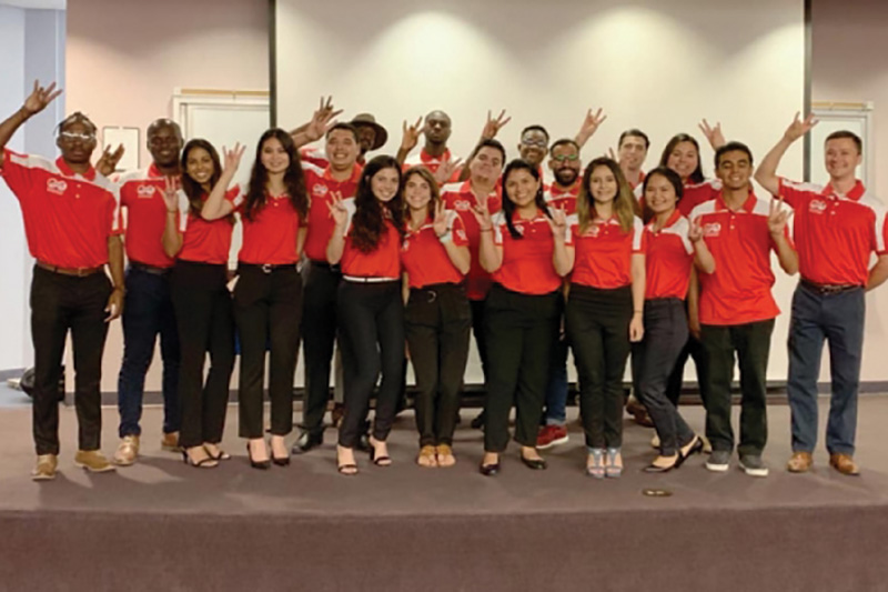 UH Society of Petroleum Engineers Wins Student Chapter Excellence Award