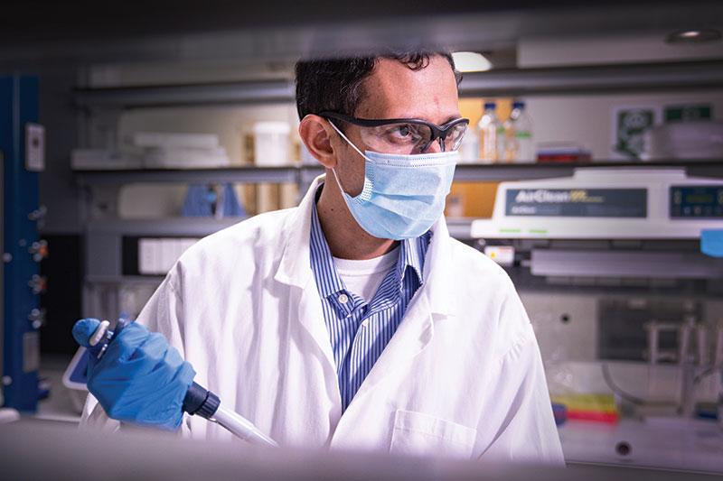 Varadarajan Partners With Auravax Therapeutics On COVID-19 Vaccine