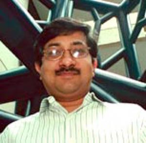 Ramanan Krishnamoorti, Assistant Professor of Chemical Engineering