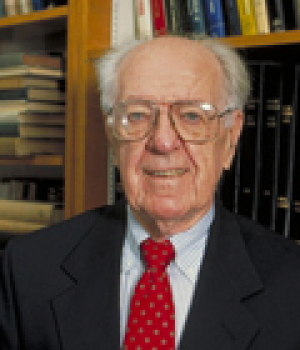Neal Amundson, Hugh Roy & Lillie Cranz Distinguished Professor of Chemical Engineering & Mathematics