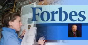 Bonnie Dunbar, Larry Bell, Forbes.com