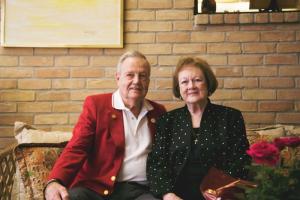Larry and Gerri Snider