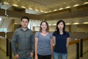 Rui Li, Melanie Hazlett and Yuying Song