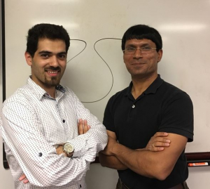 Ehsan Irajizad and Ashutosh Agrawal, soft matter and cellular transport experts