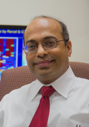 Badri Roysam, chair of the electrical and computer engineering department at the UH Cullen College of Engineering, has been named a Fellow of the IEEE