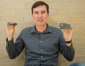 More than just playing with rocks: Egor Dontsov with some shale