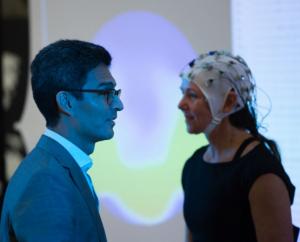 Faceoff: Jose Luis Contreras-Vidal and his brain control interface cap