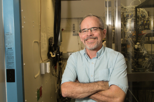 Michael Harold, chairman of the Department of Chemical and Biomolecular Engineering, will lead a $2.1 million project to find new catalytic materials for a more efficient engine.