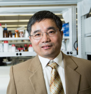 Tianfu Wu's lab has created a tool so sensitive it can detect biomolecules