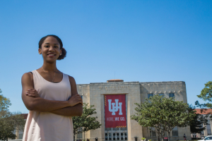 Serrae Reed, who is graduating from the University of Houston and going on to Yale University, shares her story.