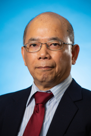 Feng-Chang Chang, Instructional Associate Professor of Industrial Engineering at UH Cullen College