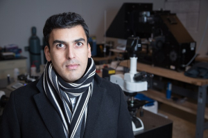 Hadi Ghasemi, Bill D. Cook Assistant Professor of mechanical engineering at the University of Houston