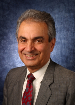 Dr. Ali Daneshy, adjunct professor of petroleum engineering at the University of Houston.