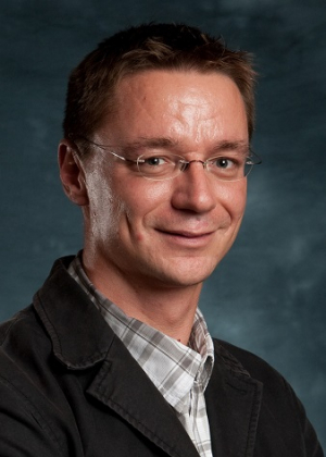 Lars Grabow, associate professor of chemical and biomolecular engineering at UH Cullen College.