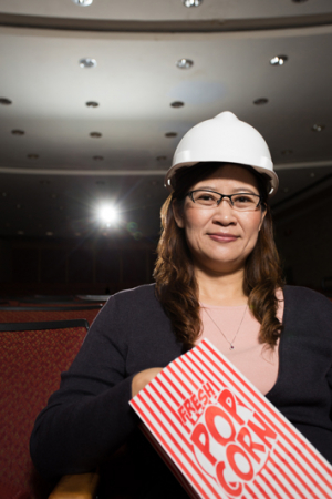 Qianmei (May) Feng, a UH associate professor of industrial engineering, was inspired by Deepwater Horizon to target equipment failure in the oil & gas industry.