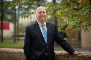 Houston civil engineer and UH Cullen College of Engineering alumnus D. Wayne Klotz (MSCE '76)