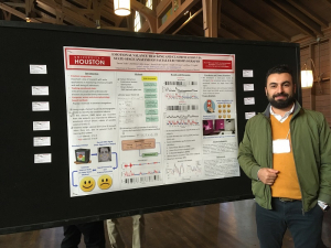 Hamid Fekri Azgomi, an electrical engineering doctoral student the UH Cullen College of Engineering, presented at the 53rd IEEE Asilomar Conference on Signals, Systems and Computers.