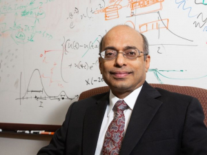 """Badri Roysam, chair of the University of Houston Department of Electrical and Computer Engineering, is leading a team combining a new generation of """"super microscopes,"""" and the UH supercomputer at the HPE Data Science Institute."""