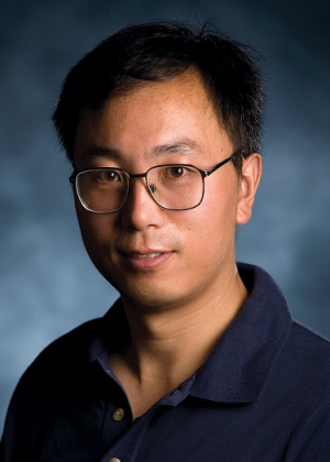 Jiming Bao, associate professor of electrical and computer engineering at the Cullen College.