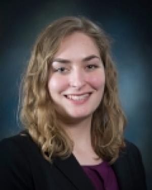 UH ECE Industry Advisory Board member Alexa Malaspino, Stryker Corp.