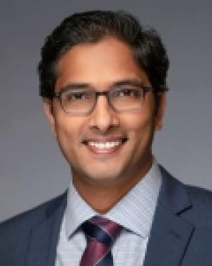 """UH ECE Industry Advisory Board member Vidya """"Sagar"""" Asalapuram, Kalypso LP."""