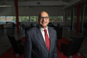 Ganesh Thakur, distinguished professor of petroleum engineering at the UH Cullen College of Engineering and a member of the National Academy of Engineering.
