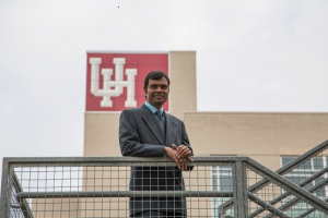 Phaneendra Kondapi, interim assistant dean and founding director for engineering programs at UH at Katy and a professor with UH's subsea engineering program at the Cullen College of Engineering.