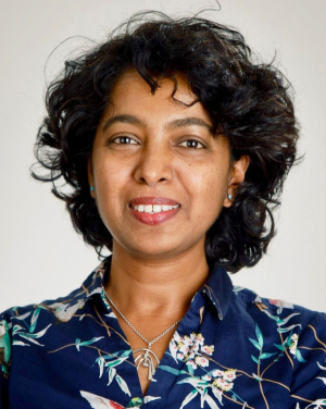 Mini Das, associate professor of biomedical engineering and physics at UH.