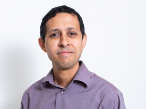 UH Biomolecular researcher Navin Varadarajan anticipates that his data will serve as a foundation for investigating multiple hypotheses on the roles of B cells in RA and other autoimmune disorders, and will enable drug discovery