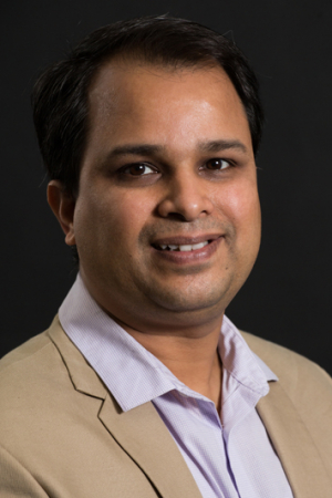 Shailendra Joshi, Bill D. Cook assistant professor in mechanical engineering at the UH Cullen College.