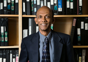 Hugh Roy and Lillie Cranz Cullen Endowed Professor of biomedical engineering, Chandra Mohan, has found race-specific lupus nephritis biomarkers moving science closer to finding treatment.