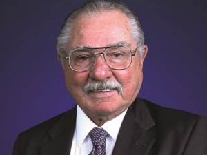 UH alumnus William A. Brookshire