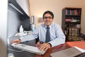 Dr. Saurabh Prasad, an associate professor of Electrical and Computer Engineering, is the co-editor of Hyperspectral Image Analysis: Advances in Machine Learning and Signal Processing.