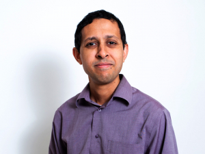 Navin Varadarajan, M.D. Anderson Professor of Chemical and Biomolecular Engineering, has created a nasal vaccine for COVID-19 and a company to market it in partnership with the University of Houston.
