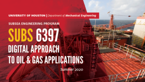"""Dr. Phaneendra Kondapi, a professor of Subsea Engineering, assistant dean of Engineering Programs at UH Katy and former director of Subsea Engineering, is now teaching """"Digital Approach in Oil and Gas Applications,"""" a first of its kind in the industry."""