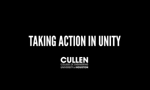 Cullen College of Engineering's Commitment to Racial Equality