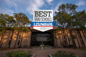 The Cullen College of Engineering was recently ranked at No. 67 on the list of 2021 Best Graduate Schools By U.S. News & World Report.