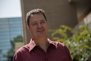Dr. Richard Willson of Biochemical & Biophysical Sciences.