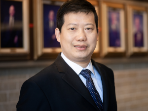 Yan Yao, Cullen Professor of Electrical and Computer Engineering at UH, is a leader in the development of multivalent metal-ion batteries.