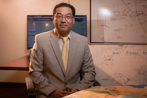 Dr. Gino J. Lim, a professor and the chairman of the Industrial Engineering Department at the Cullen College of Engineering, has received two grants – one to further research into cancer treatment, and one to establish a network among three countries for digital systems requirements – worth about $56,000.