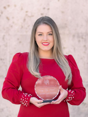 Jennifer Stewart, a Petroleum Engineering student at the Cullen College of Engineering, is the 2021 Cynthia Oliver Coleman Women in Engineering Rising Star Award winner.