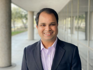 Dr. Shailendra P. Joshi, the Bill D. Cook Assistant Professor of Mechanical Engineering at the University of Houston's Cullen College of Engineering, is the latest NSF CAREER award winner at the college. His research will examine recyclable thermoset polymers.