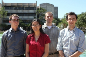 Five NSF Graduate Research Fellowships awarded to UH students, alumna