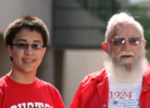 Two UH Engineering Graduates Separated by 70 Years