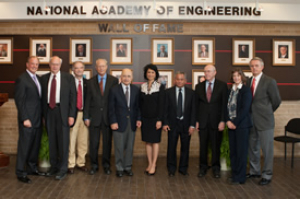 Cullen College Honors National Academy of Engineering Members