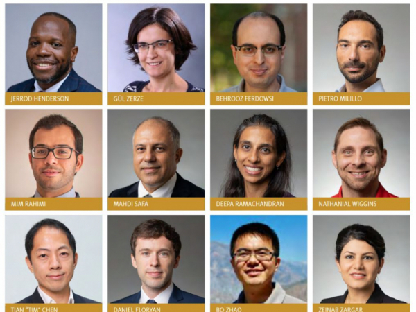 The Cullen College of Engineering is proud to welcome the following 12 people to the faculty for the 2021-22 academic year, and beyond.